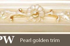 Pearl Golden Trim