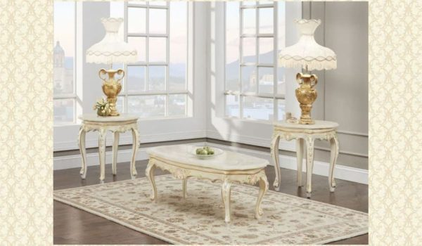 Victorian Cocktail & End Tables 102