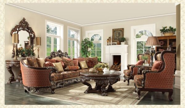 French Provincial Living Room # 0111
