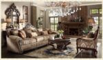 French Provincial Living Room # 1632