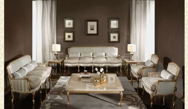 Roccocco Living Room