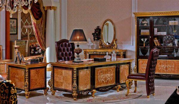 Victorian Office Desk
