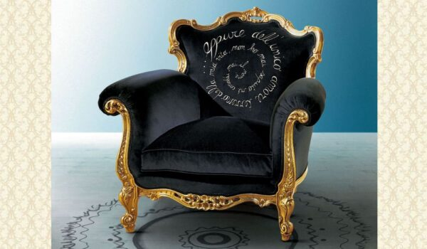 Furniture Art Alice Arm Chair