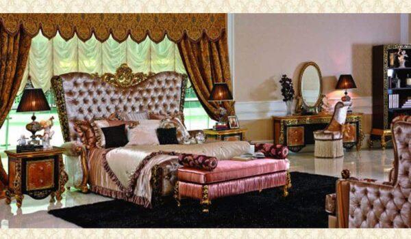 Victorian Bedroom E961