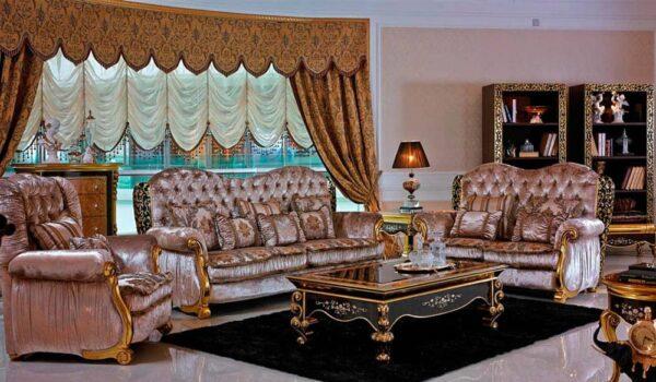 Victorian Living Room E961