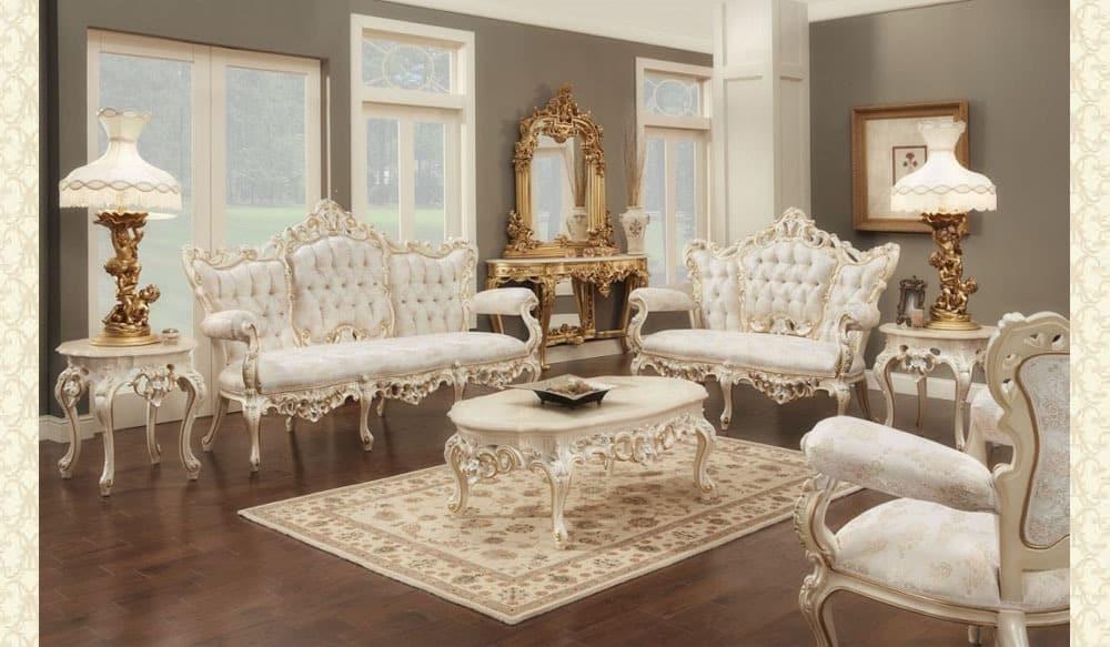 Victorian Living Room 611 - Victorian Furniture