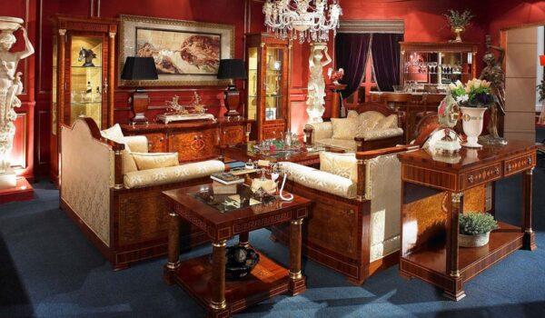 Morpheus Living Room