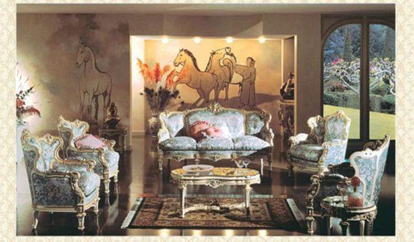 Victorian Ulysse living room