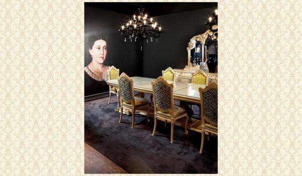 Victorian Dining Room Varie