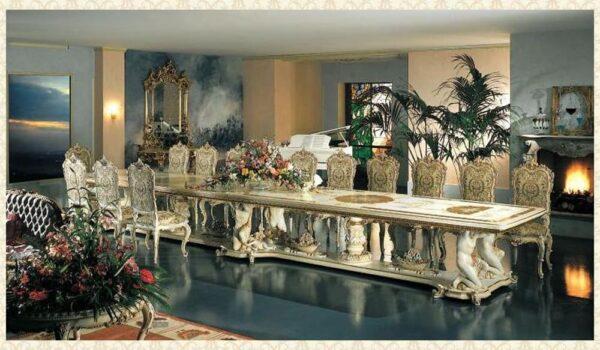 Victorian Dining Room Sala Lydia