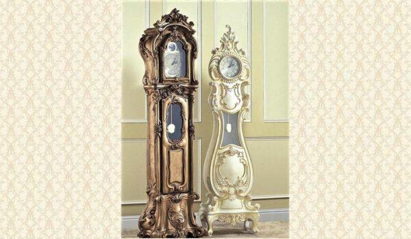 Victorian Grand Father Clock 406-A
