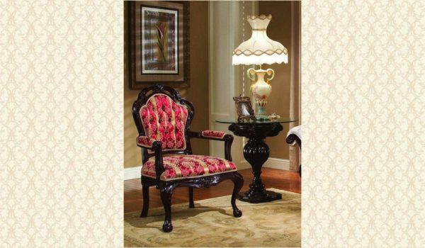 Victorian Arm Chair 651-A