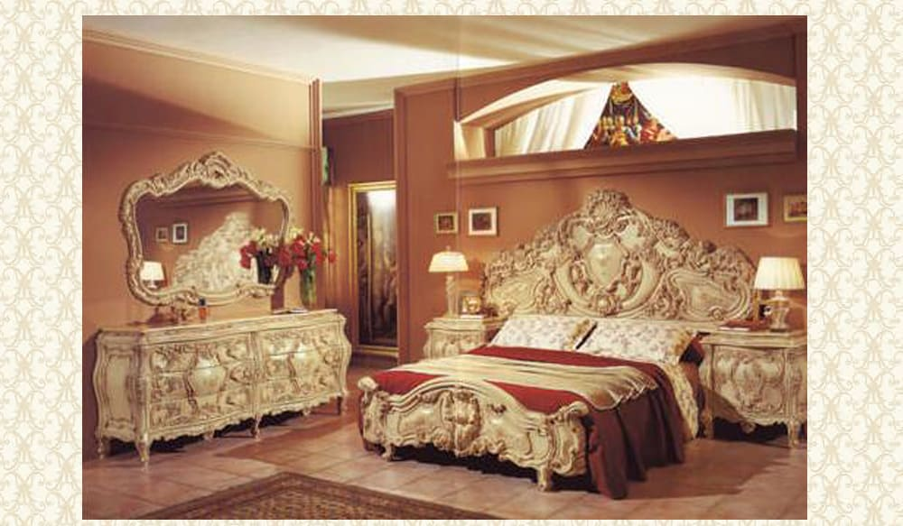 Victorian Bedroom set Mola