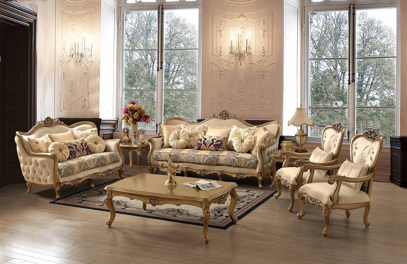 Victorian Living Room G 606 Victorian Furniture