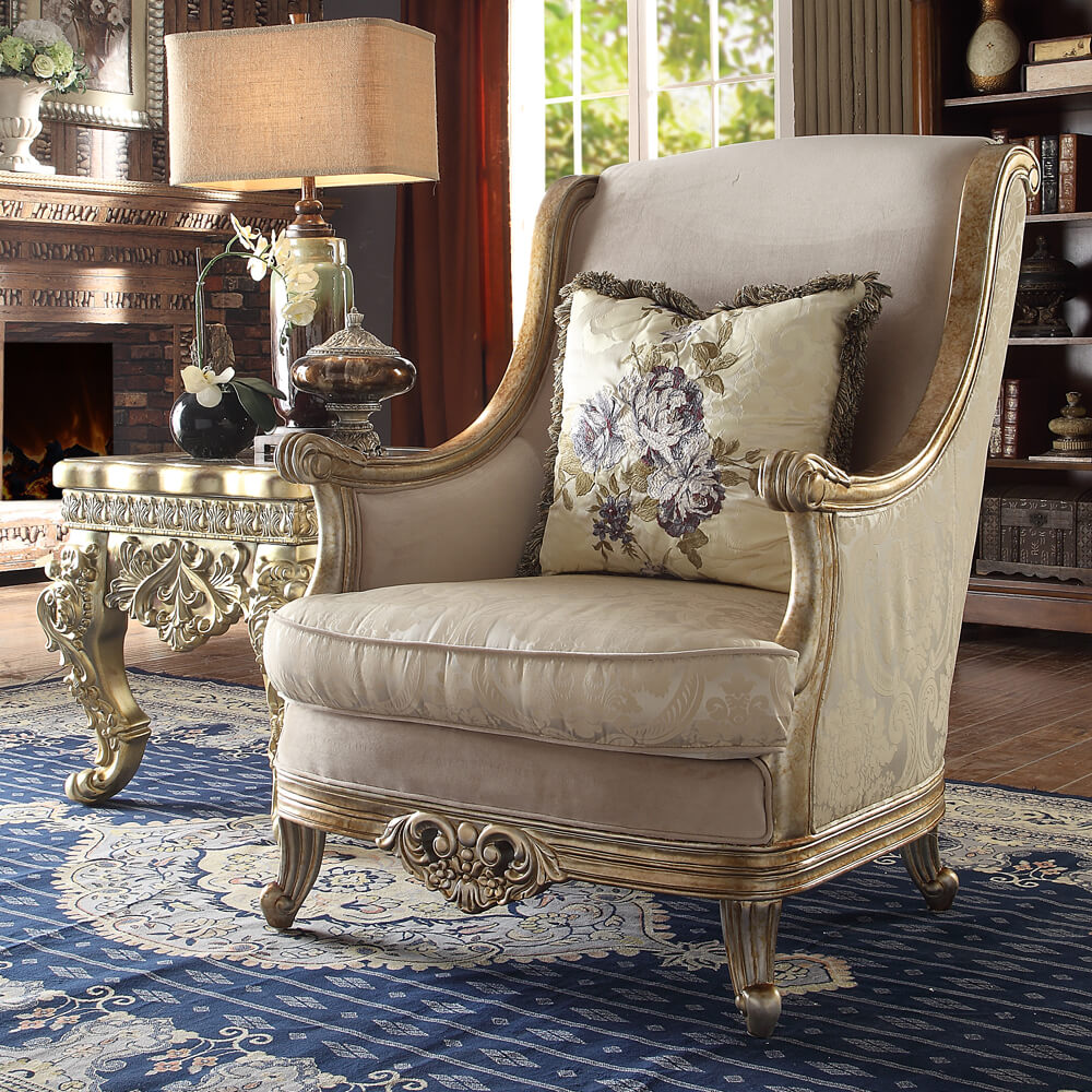 French Provincial Living Room # 04