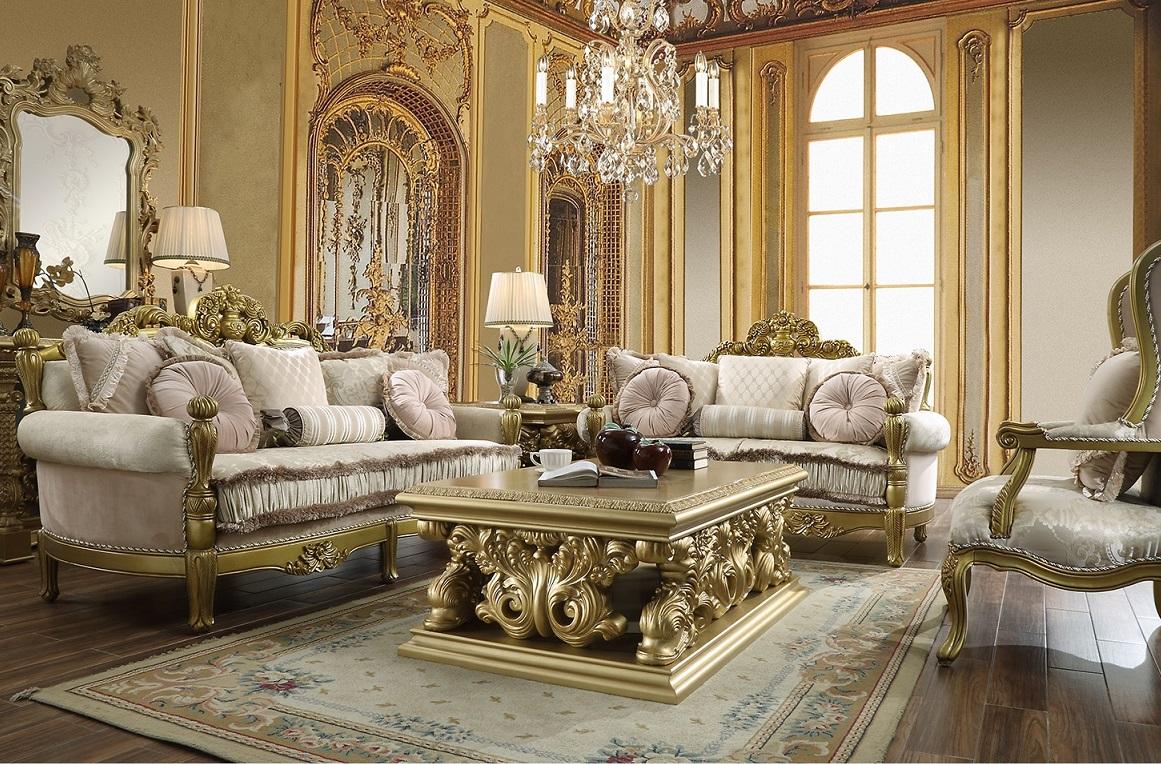 Victorian Living Room 105