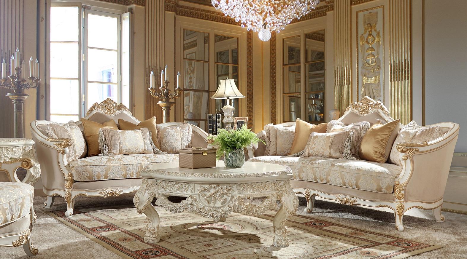 Victorian Living Room 2669