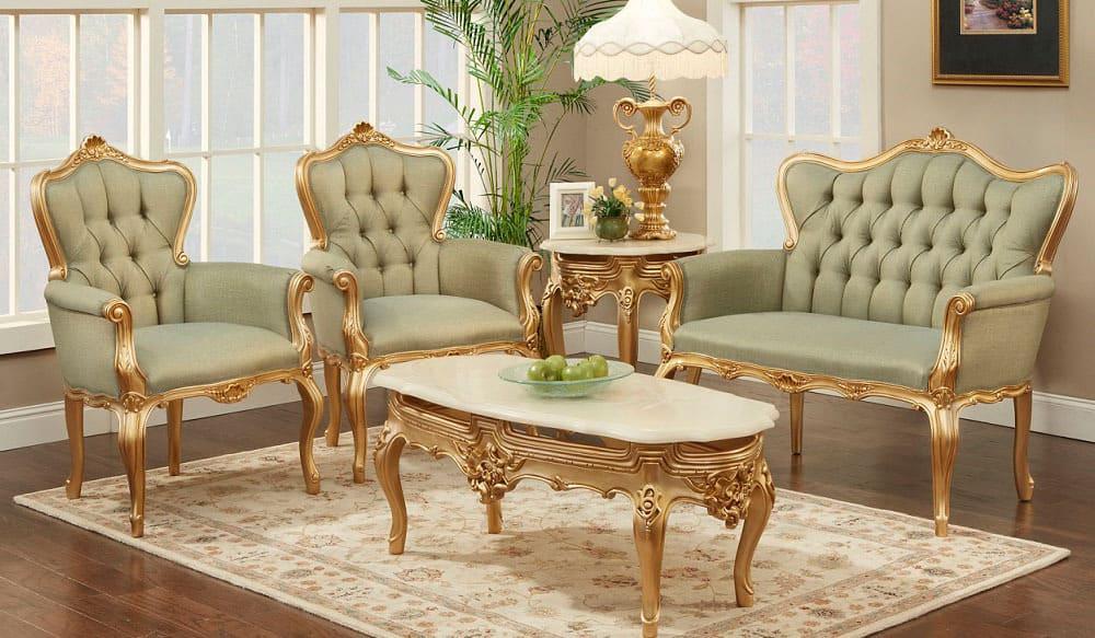 Victorian Living Room 770