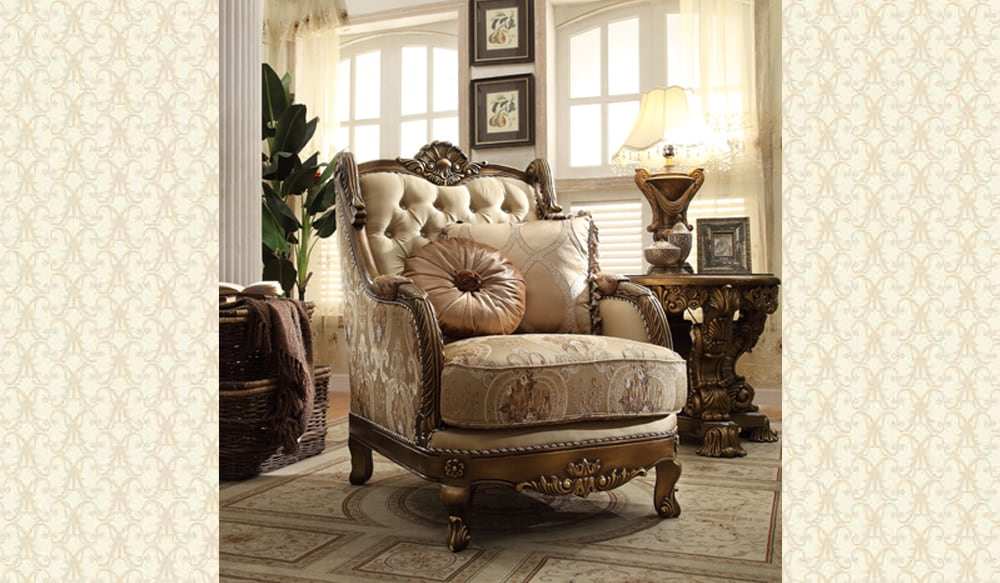 French Provincial Living Room # 506