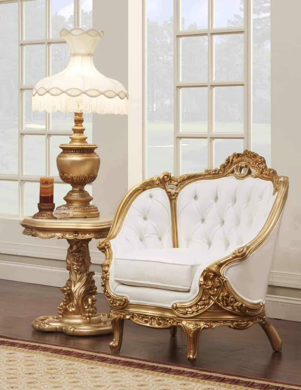 Victorian Living Room 634