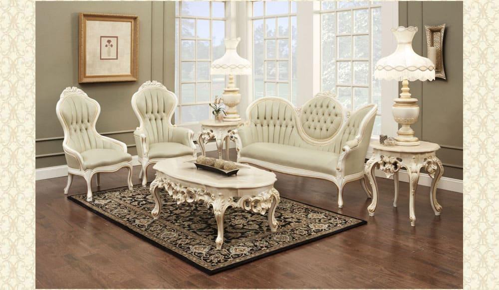 Victorian Living Room 605
