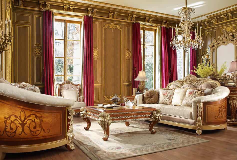 Victorian Living room 0821