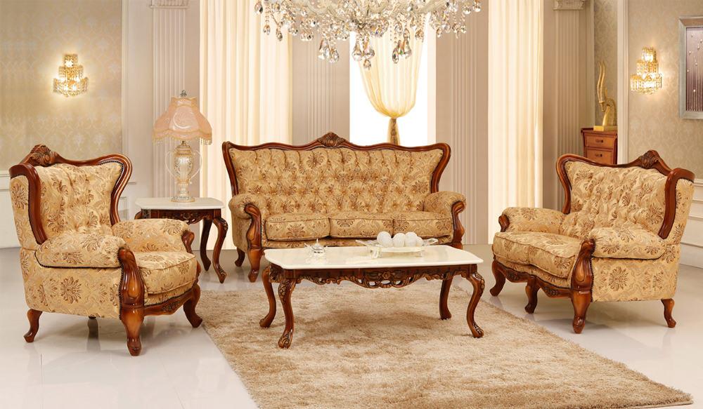 Victorian Fabric Living Room 995-1