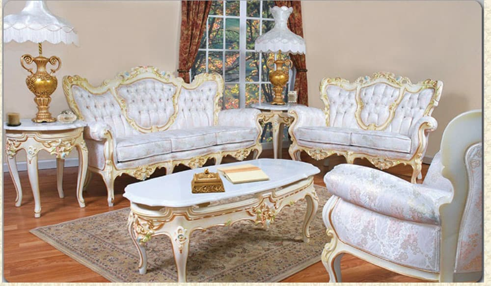 Victorian Living Room 633