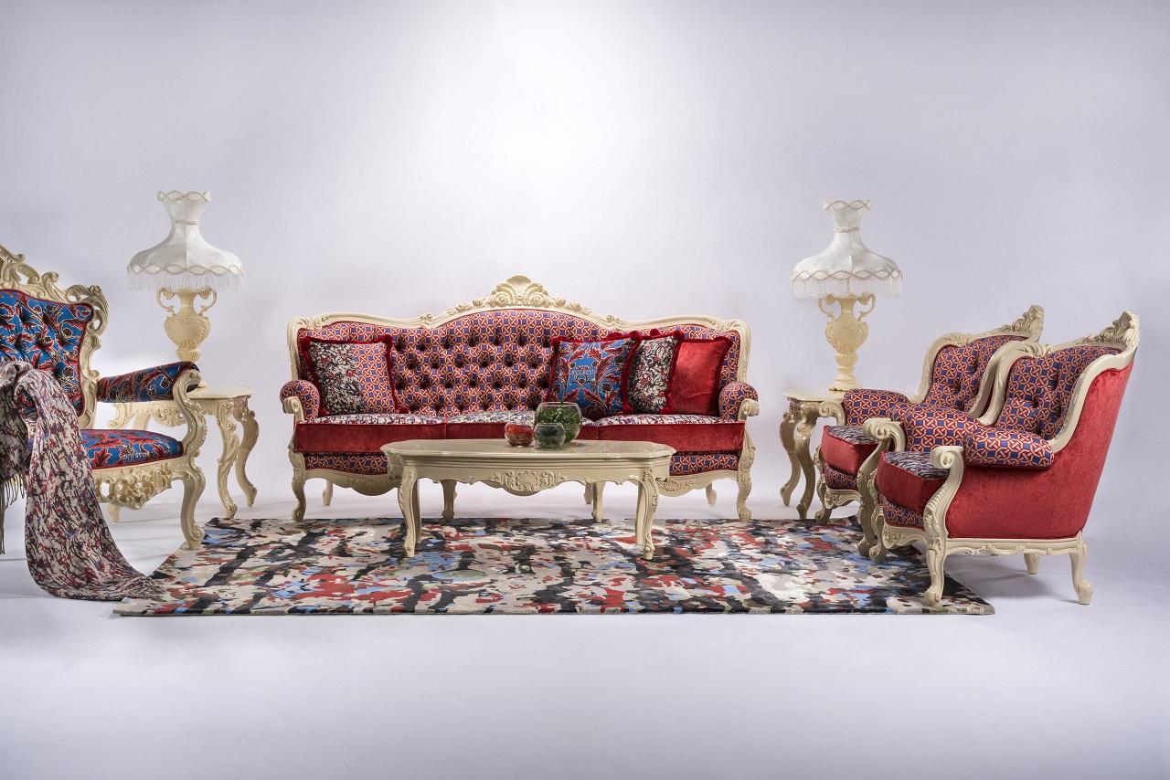 Victorian Living Room 680