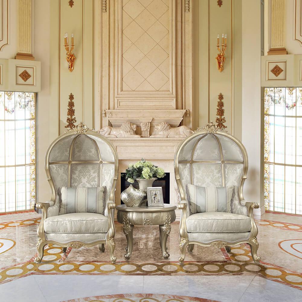 Victorian Chair 01