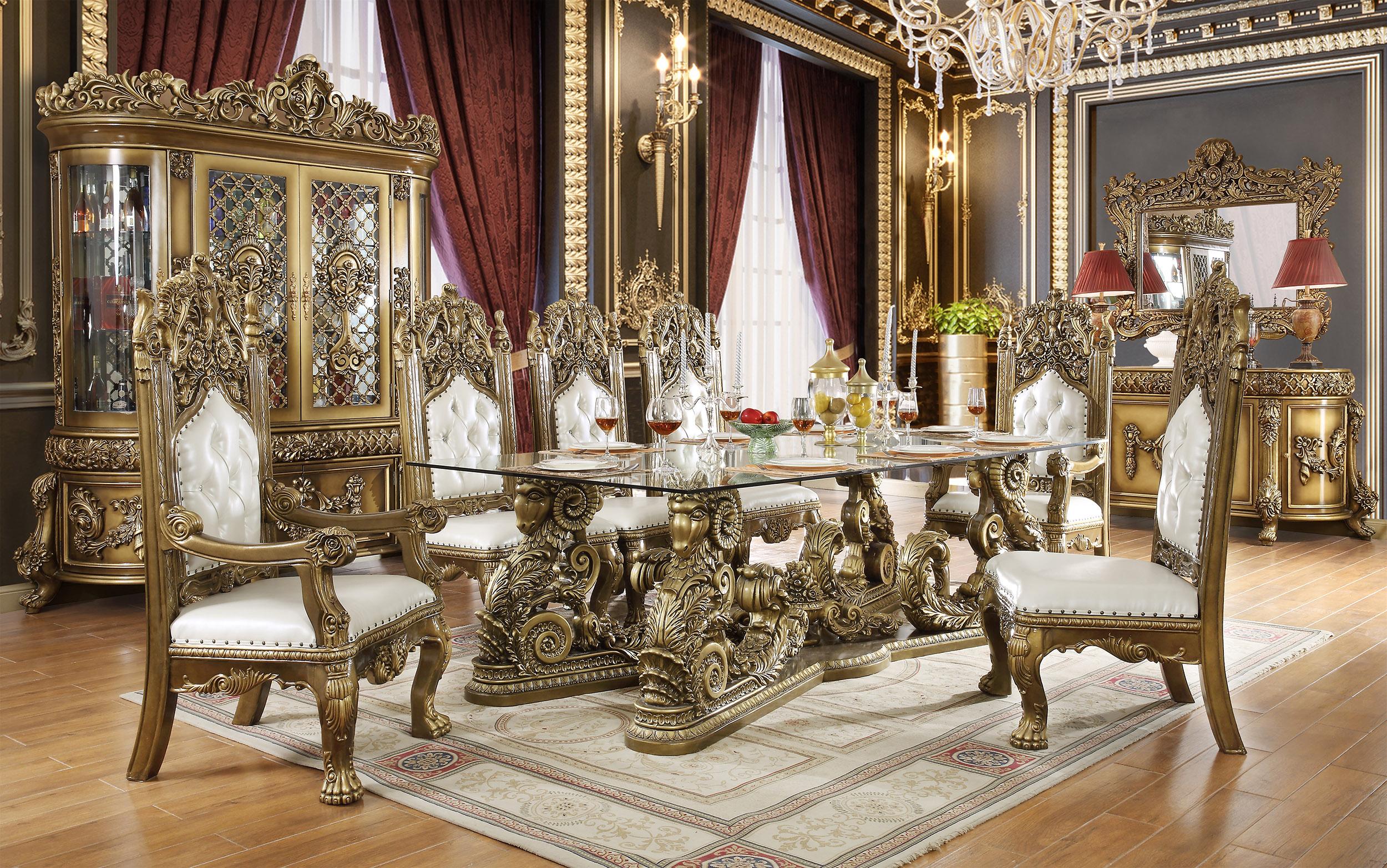 Victorian Dining room 1802