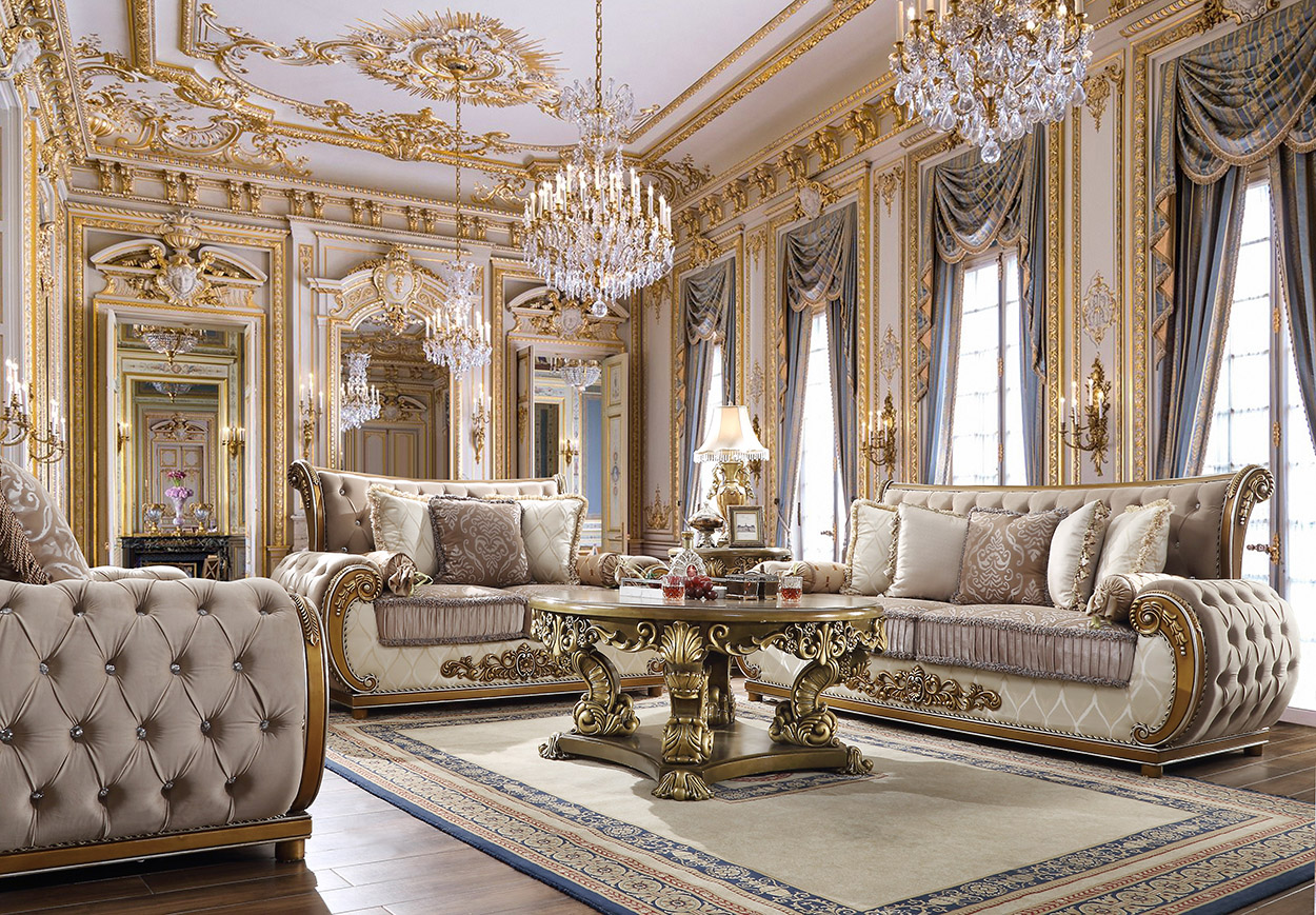 Victorian Living Room # 25