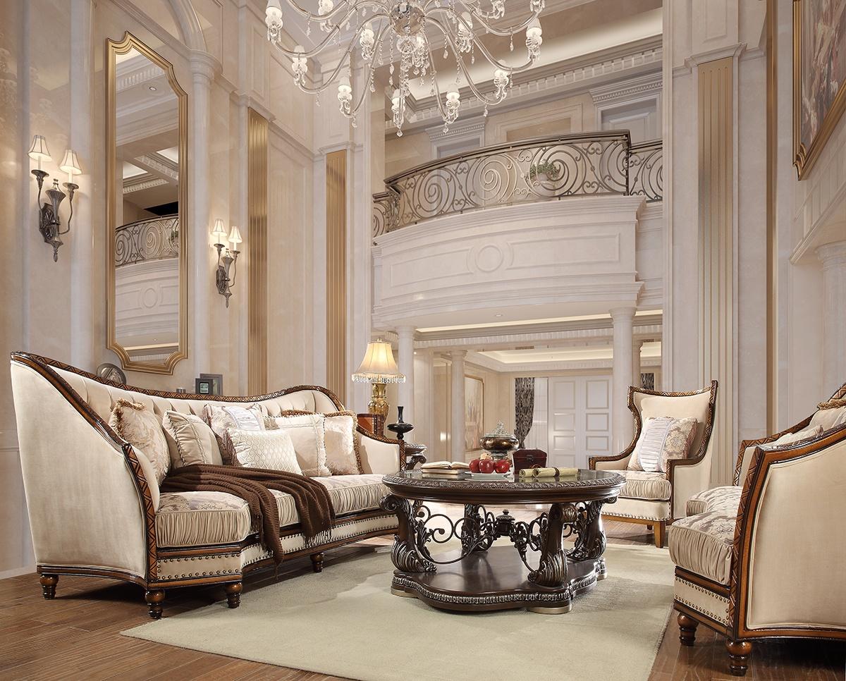 Victorian Living Room # 823