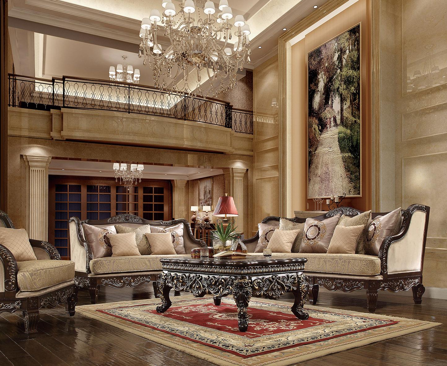 Victorian Living Room # 914