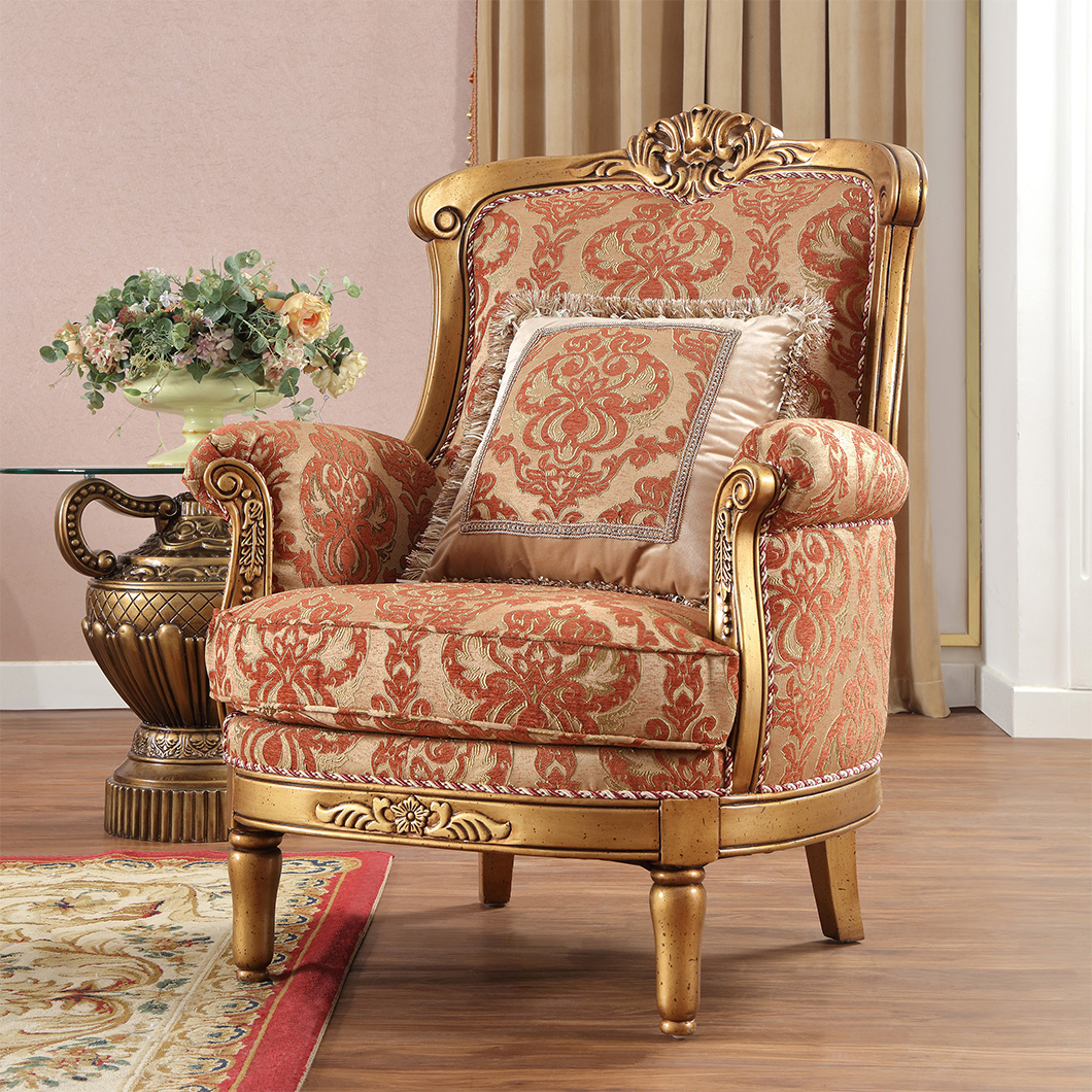French Provincial Living Room 106
