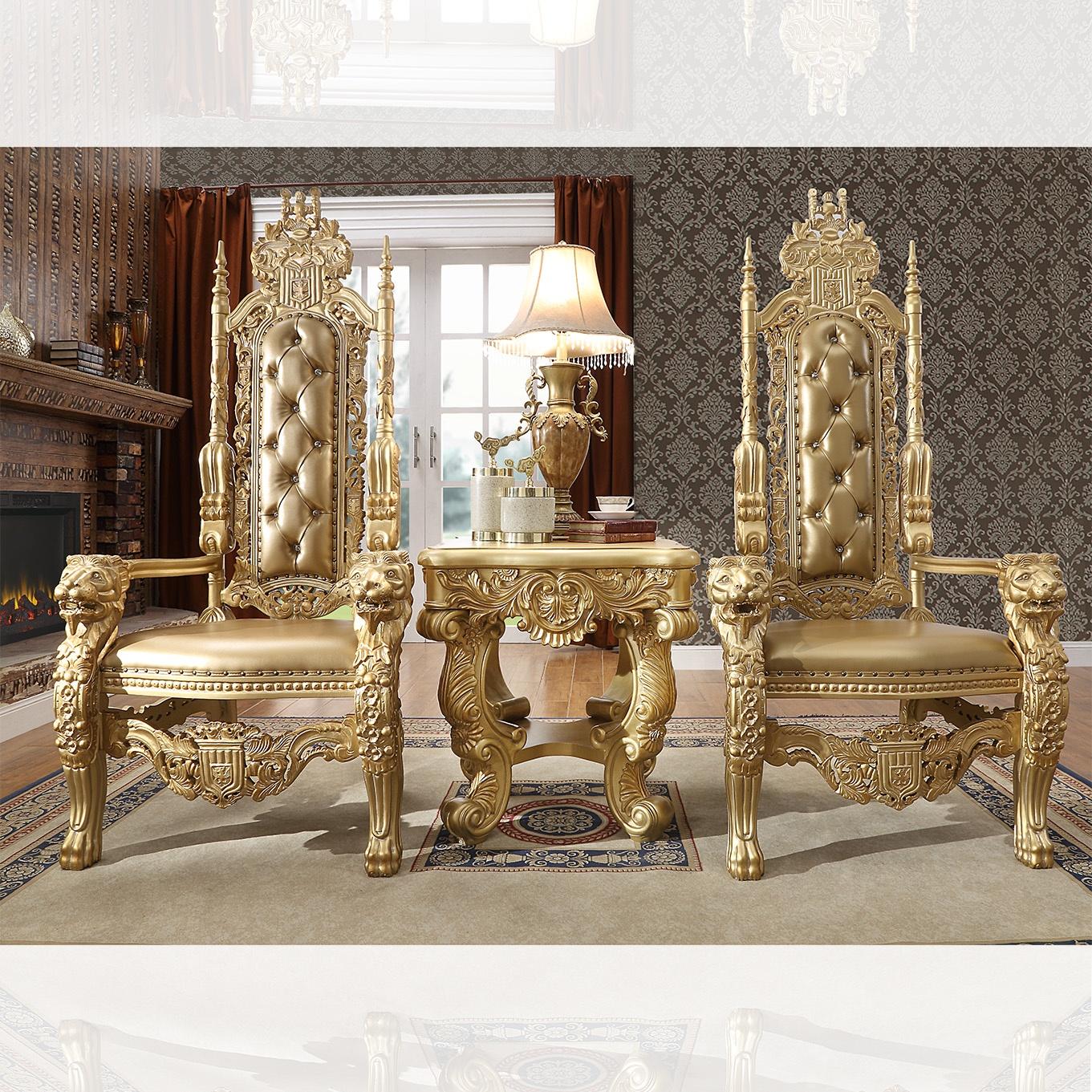 Victorian King Chair 1801